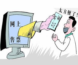 中国铁路12306网上订票