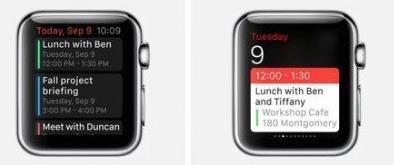 Apple Watch功能介绍,Apple Watch智能手表Apple Watch功能有哪些?[多图]图片1