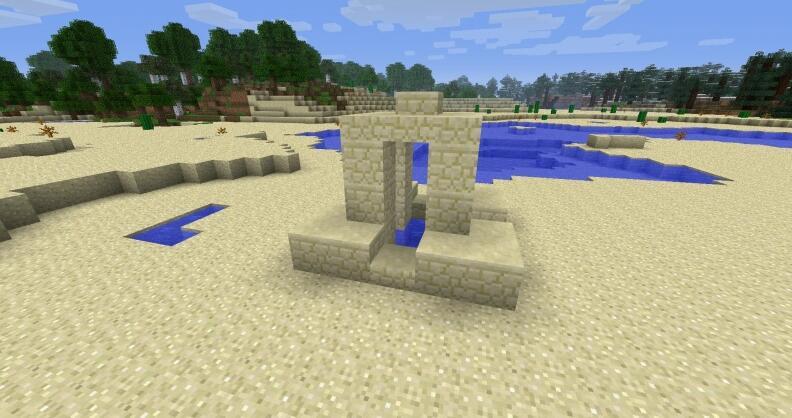 我的世界0.14.0沙漠水井有什么用 沙漠水井详解[图]