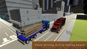 大卡车模拟2017游戏图4