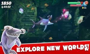 饥饿鲨世界3D图4