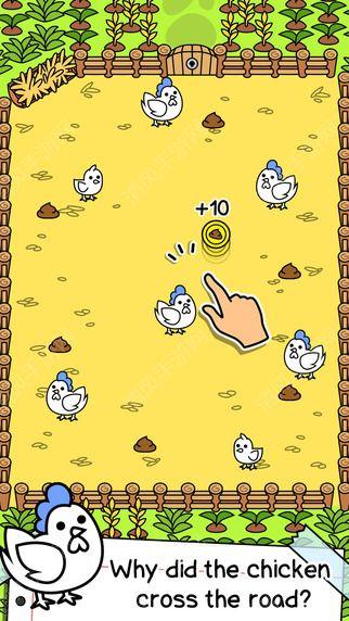 小鸡的进化中文破解版图片1