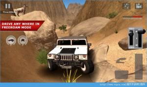 越野驾驶沙漠游戏评测:多地形驾驶,超豪华赛车,激情无限!图片1