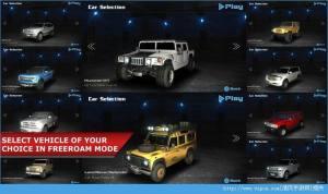 越野驾驶沙漠游戏评测:多地形驾驶,超豪华赛车,激情无限!图片3