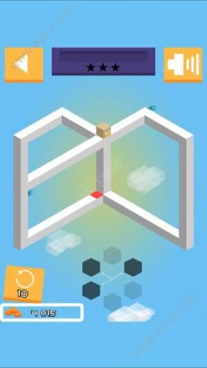 3D视觉错觉解谜游戏图2