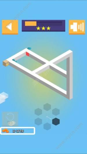 3D视觉错觉解谜游戏图4