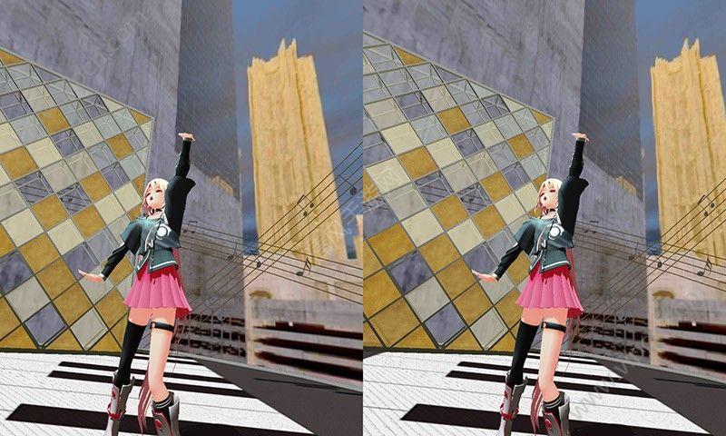 VR炫舞3D暖暖手机版图片1