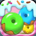 大战甜甜圈游戏