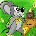 老鼠找食物IOS版
