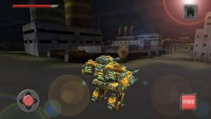 攻击机器人僵尸射击官方版图4