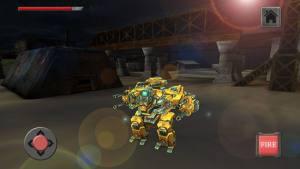 攻击机器人僵尸射击官方版图2