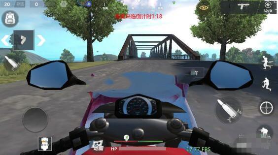 放逐游戏大逃杀摩托车怎么骑?骑摩托车方法[多图]