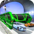 驾驶学校高架巴士3D苹果版