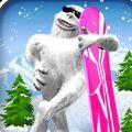 滑雪大赛游戏