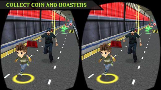 vr孩子运行游戏图片2