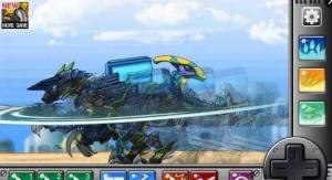 海洋机甲手机游戏图4