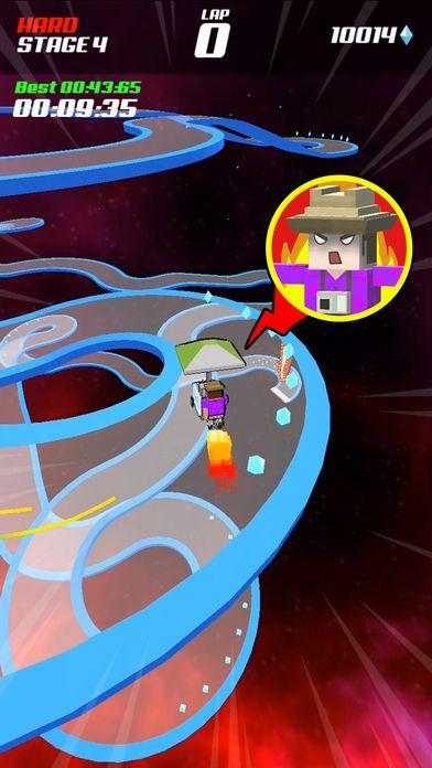 赛道之星破解版图片2