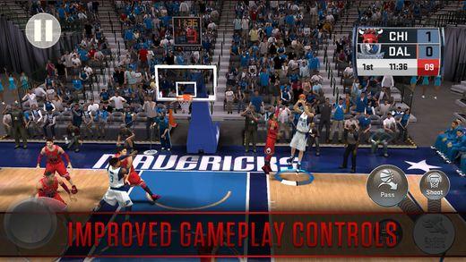 NBA 2K18手机版图片1