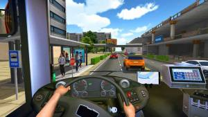 巴士模拟器2018破解版图4