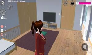 樱花校园模拟器iOS苹果中文版图片3