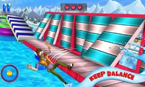 水上奔跑大闯关游戏图片2