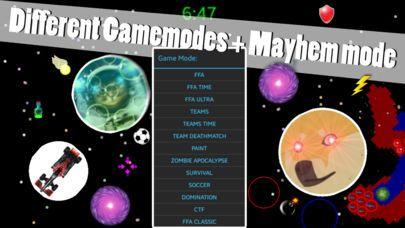 星球吞噬战IOS版图片1