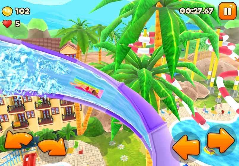 水上游乐园游戏图片1