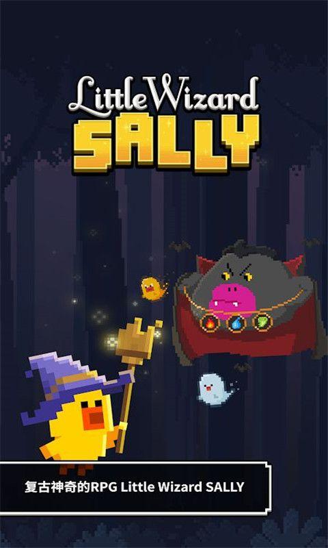 小巫师莎莉游戏安卓版图片1