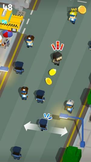 方块警察捉强盗游戏最新版图片3
