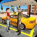 出租车汽车真实驾驶游戏
