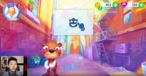 鲤鱼ACE解说小贱熊模拟器安卓手机版图片1