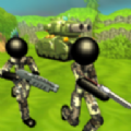 火柴人坦克战争模拟器游戏