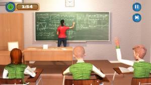高中老师模拟器无限金币中文破解版图片3