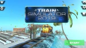模拟火车2019和谐号破解版图2
