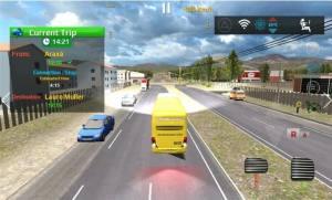 世界巴士模拟器2019游戏无限金币中文最新版图片1