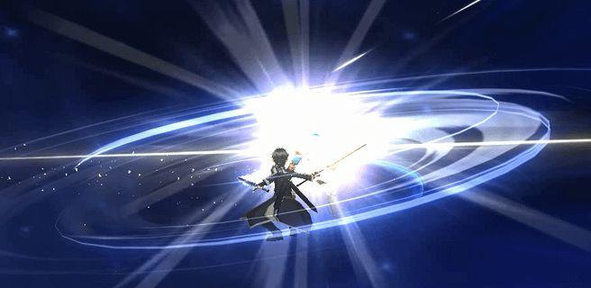刀剑神域黑衣剑士王牌官方版图片1