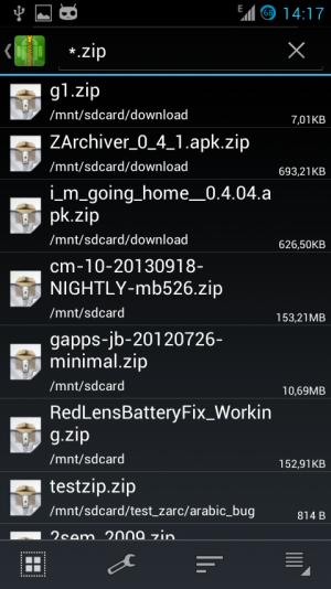 ZArchiver解压缩工具图2