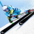 世界杯滑雪比赛游戏