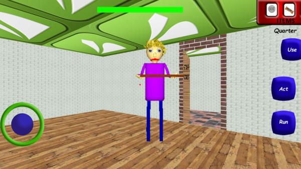粉红恐怖老师游戏图片1