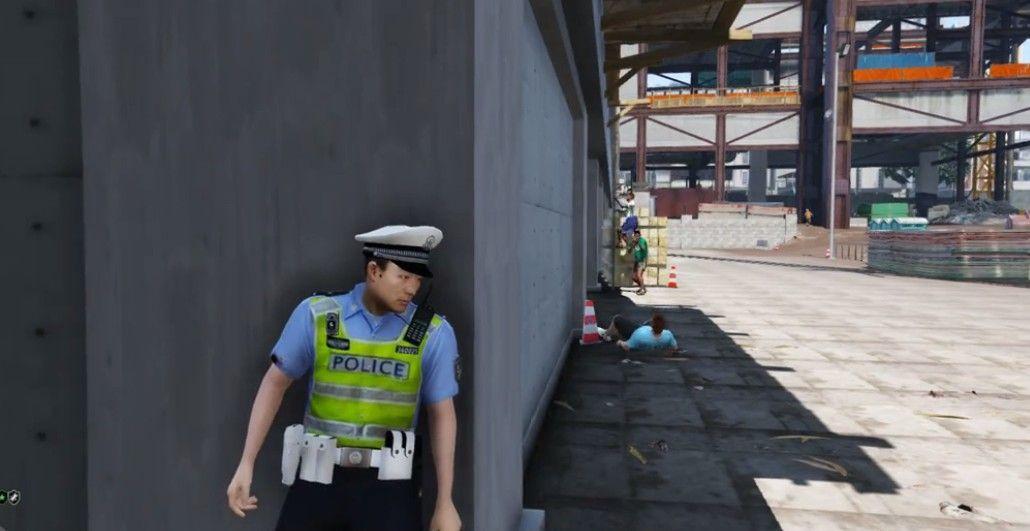 中国警察模拟器手机版图片1