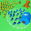Giant Crowd.io House Capture游戏安卓版 v1.0