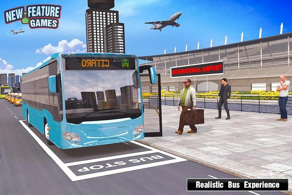现代巴士模拟游戏图片1