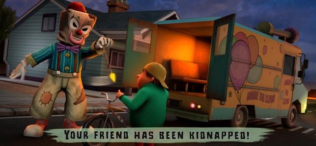 怪人小丑城市之谜游戏图片3